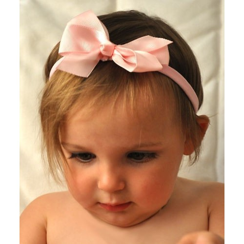 Many colours - All in 1 - Lovely grosgain bow headband
