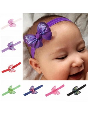 Beautiful Butterfly Baby Headband