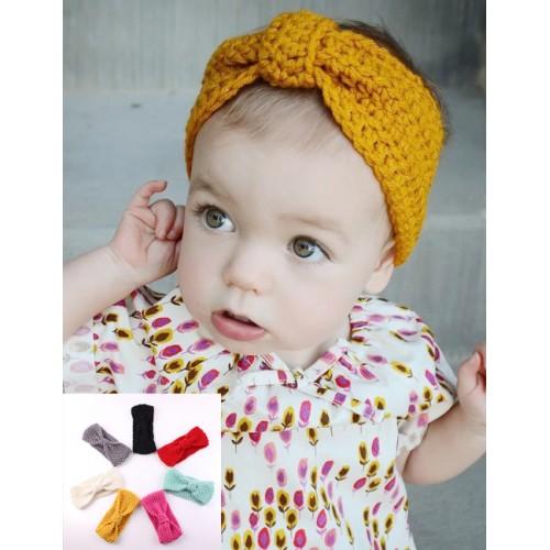 Luxury Handmade Turban Knot Headwrap