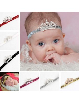Luxury Princess Crown Sparkle Baby Headband