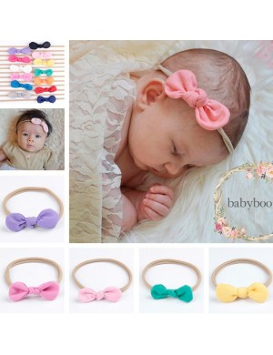 Super Comfy Boutique Mini Bow Baby Headband