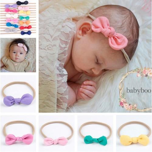 Super Comfy Boutique Mini Bow Baby Headband