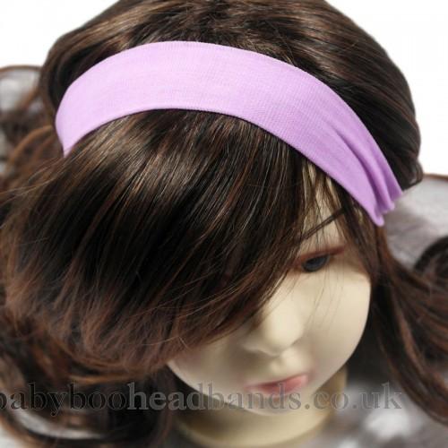 Plain thick baby headband