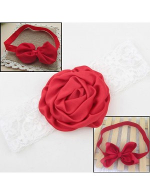 Red Headband Multipack