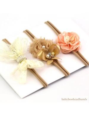 Luxury Headband Set by BabyBooHeadbands - 2