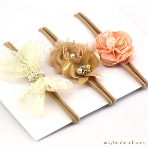 Luxury Headband Set by BabyBooHeadbands - 2