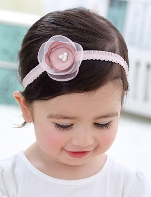 Peony Perfect - Luxury Flower Baby Headband