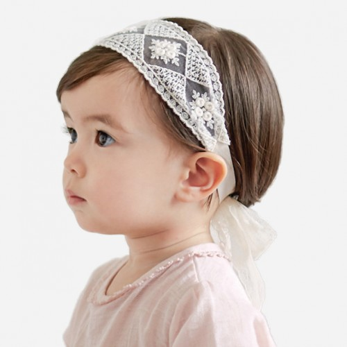 Athena - Luxury Special Occasion Baby Headwrap
