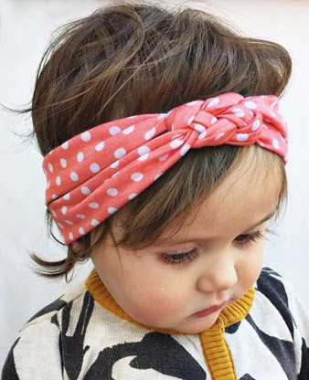 retro baby headbands