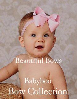 Bow Baby Headbands